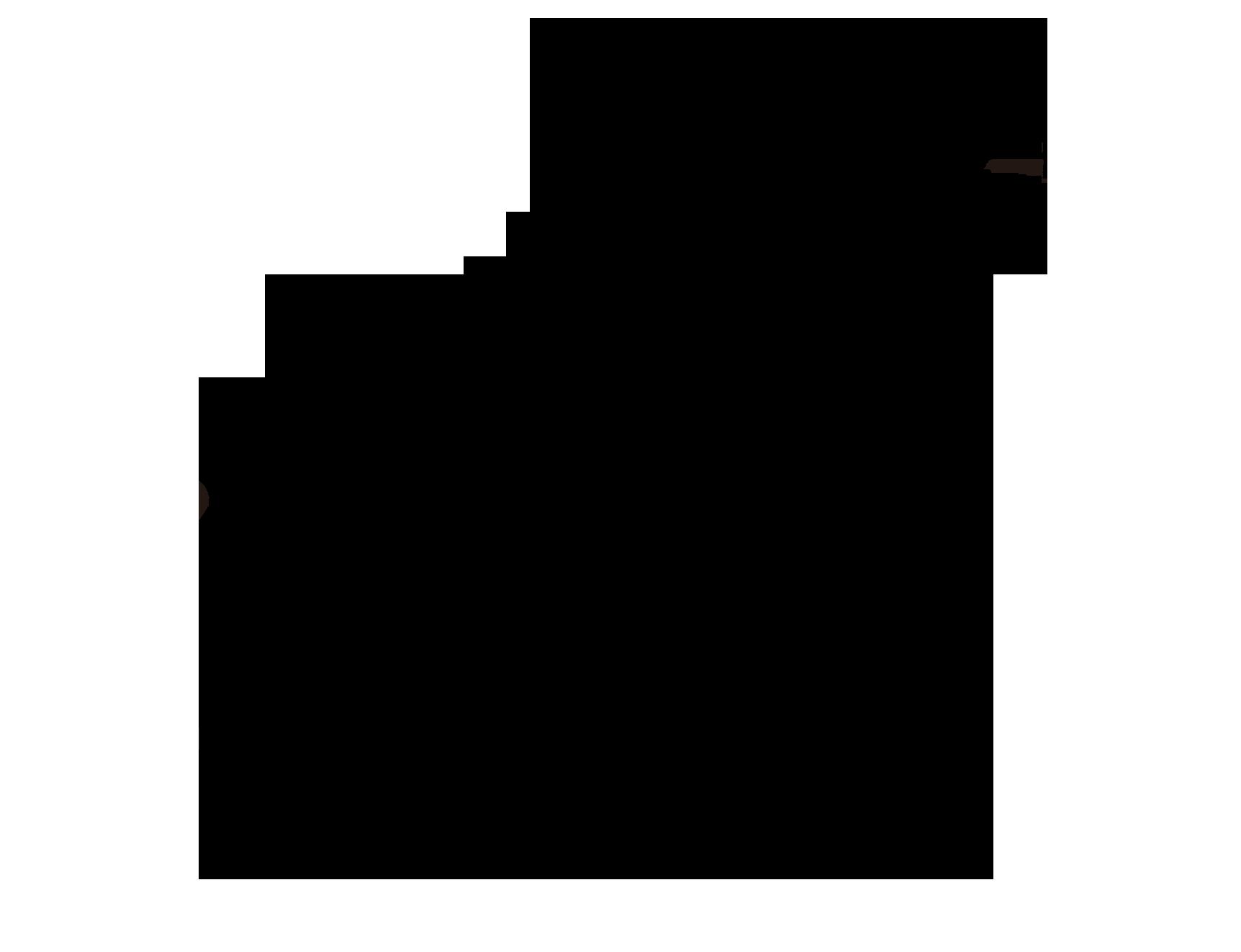 岐阜県の地図画像